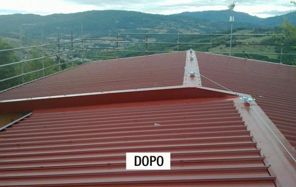 Cantiere Pierotti di Gaggio Montano (BO)
