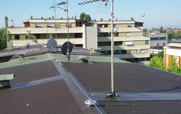 Cantiere Villette a Schiera a Rubiera (RE)